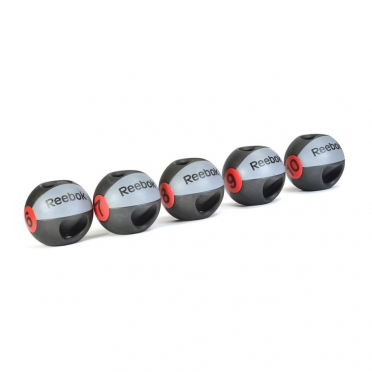 Reebok Double grip med ball 10kg