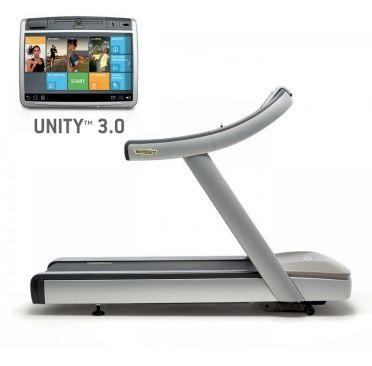 Technogym Laufband Excite+ Run Now 700 Unity 3.0 Silber gebraucht