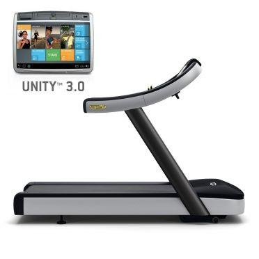 Technogym Laufband Excite+ Run Now 700 Unity 3.0 Schwarz gebraucht