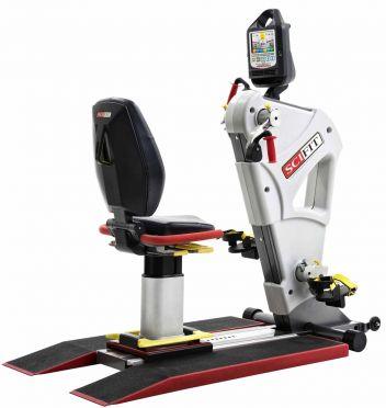 SciFit medizinischer Arm Ergometer Inclusive Fitness PRO2 total body