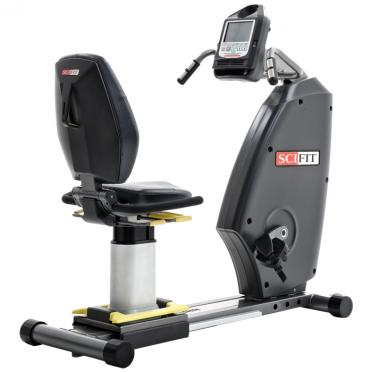 SciFit medizinischer Liegeergometer ISO1000R Premium-Sitz
