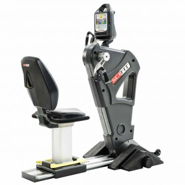 SciFit medizinischer Arm Ergometer PRO1000 seated upper body Standardsitz