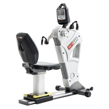 SciFit medizinischer Arm Ergometer PRO1000 seated upper body Premium-Sitz