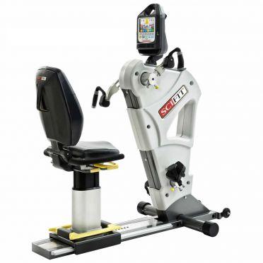 SciFit medizinischer Arm Ergometer PRO2 total body Premium-Sitz