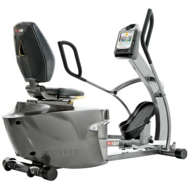 SciFit medizinischer Liegecrosstrainer REX7000 total body recumbent elliptical