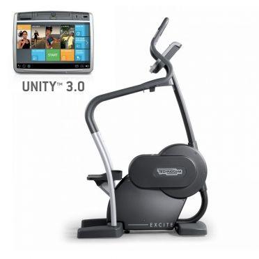 Technogym Stepper Excite+ Step 700 Unity 3.0 Schwarz gebraucht