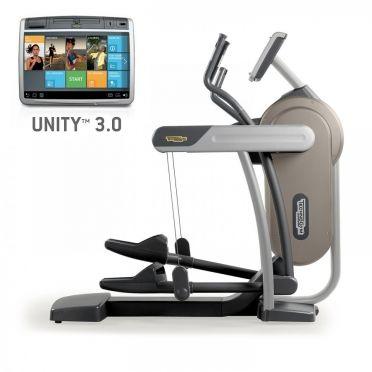 TechnoGym Crosstrainer Excite+ Vario 700 Unity 3.0 Silber gebraucht