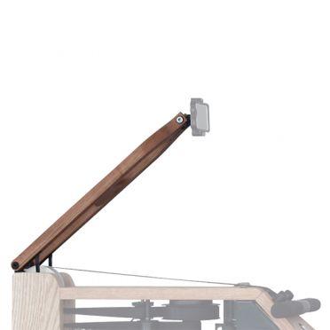 Waterrower Smartphone und Tablet Halterung Classic Nussbaum