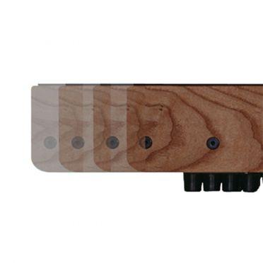Waterrower XL rails Classic Nussbaum