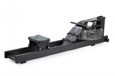 Waterrower Rudergerät all black