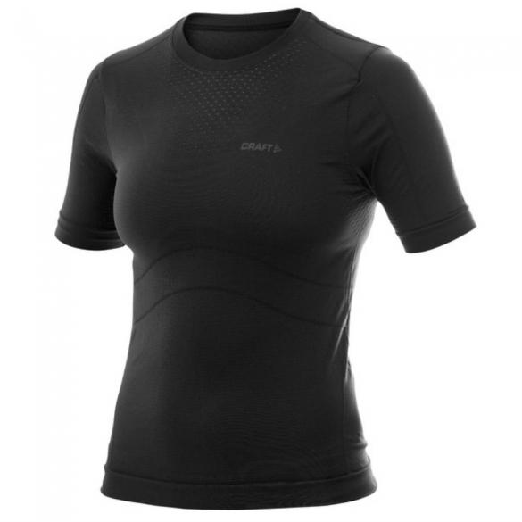 Craft Stay Cool Mesh Seamless Shirt Schwarz Damen  1902556