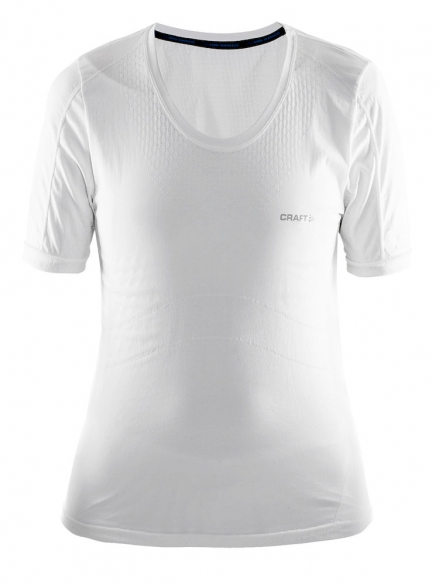 Craft Stay Cool Mesh Seamless Shirt Damen white  1903785-B900