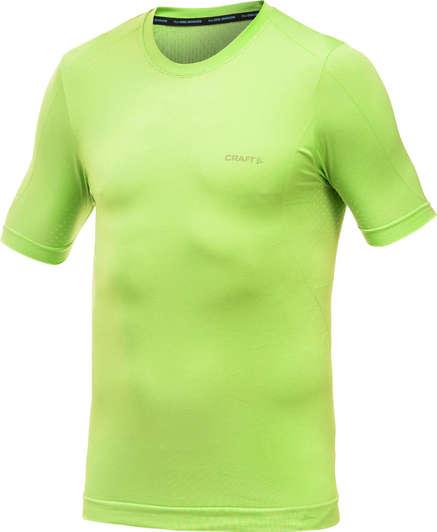 Craft Stay Cool Mesh Seamless Shirt Grün Herren  1903788-2810V