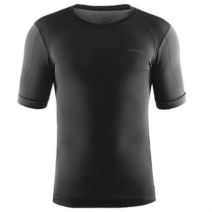 Craft Stay Cool Mesh Seamless Shirt Schwarz Herren  1903788-1999VRR