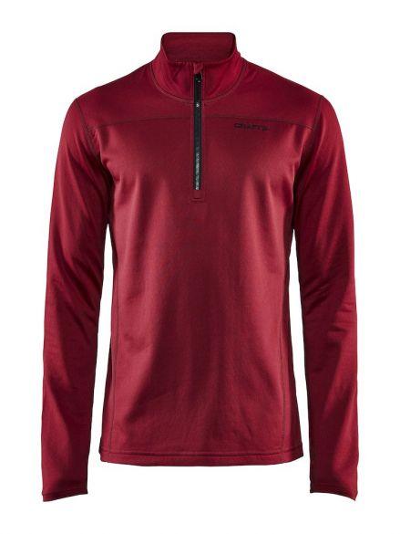 Craft Pin halfzip Ski Pullover Rot Herren  1905362-488999