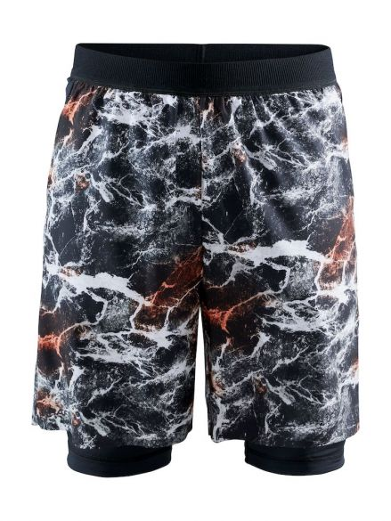 Craft Vent 2 in 1 Racing Laufshort Multi Herren  1908696-007999