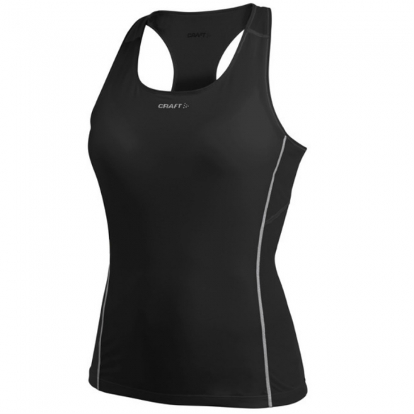 Craft Stay Cool Singlet Damen schwarz 193686  193686