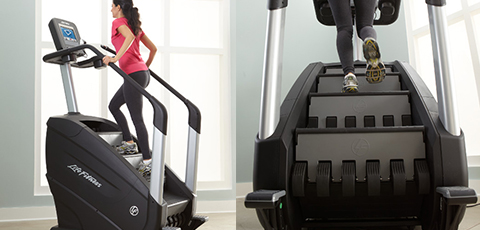 stairclimber crosstrainer online kaufen beim. Black Bedroom Furniture Sets. Home Design Ideas