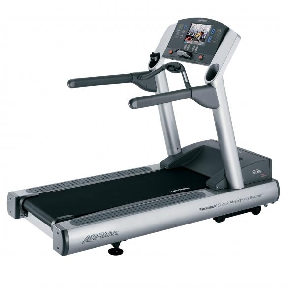 Life Fitness Laufband 95Te Gebraucht  BBLFTR95TE