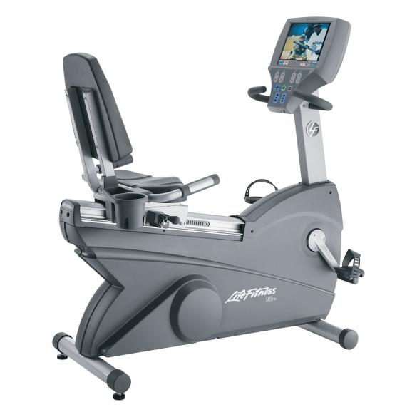 Life Fitness Liegeergometer 95Re gebraucht  BBLFRB95RE