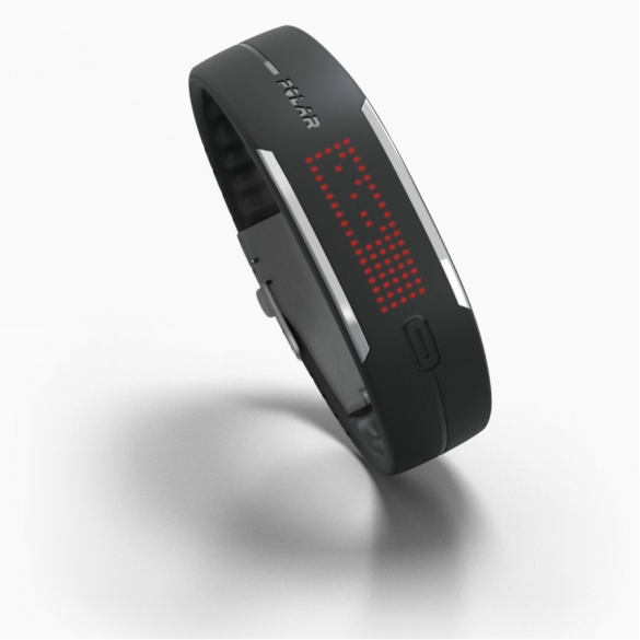 Polar Loop Activity Tracker schwarz  POLARLOOPACTZW