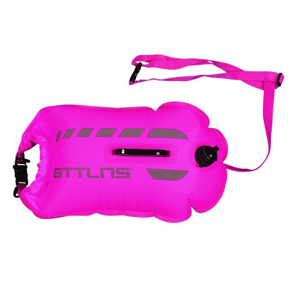 BTTLNS Amphitrite 1.0 Safeswimmer Boje 20 Liter Rosa  06200020-072