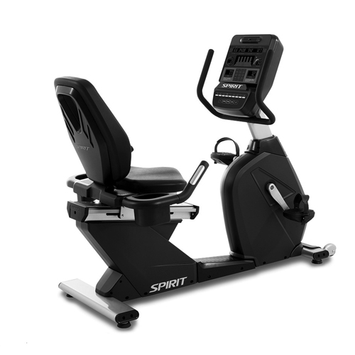Spirit Liegeergometer Professionell CR900LED recumbent bike  CR900LED