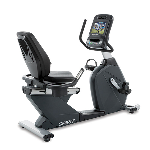 Spirit Liegeergometer Professionell CR900TFT recumbent bike  CR900TFT