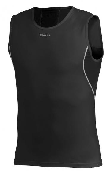 Craft Stay Cool Mesh sleeveless Shirt Schwarz Herren  193681-1999