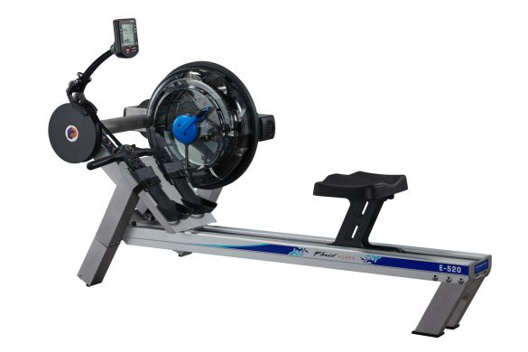First Degree Rudergerät Fluid Rower E520 mit HRK  E520A