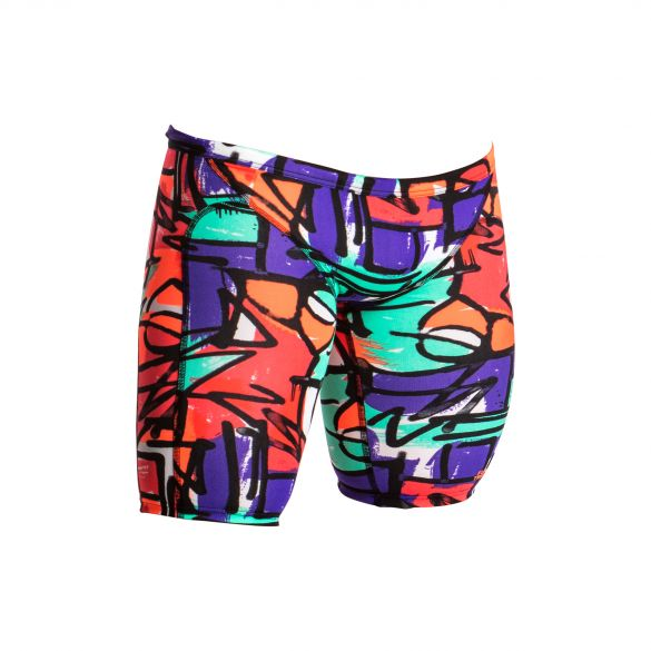 Funky Trunks Street beat Training jammer Badehose  FT37M01814