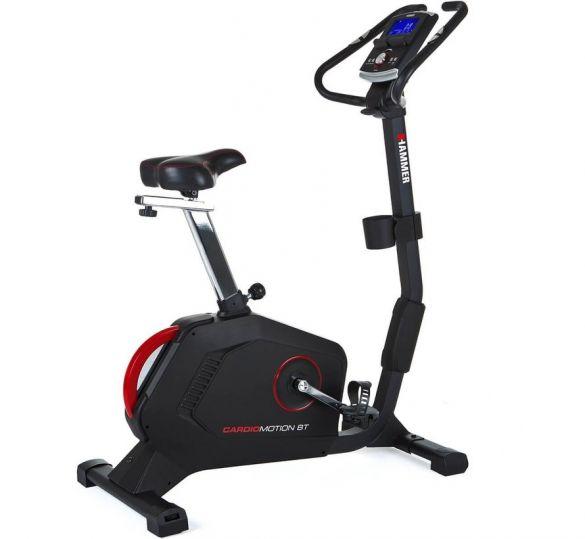 Hammer Cardio Motion Heimtrainer Bluetooth Ergometer  H4855