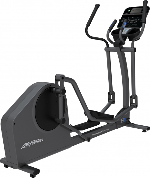 Life Fitness Crosstrainer E1 Track Connect console  LFE1TRACKCONNECT