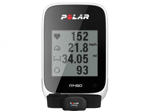 Polar M450 GPS-Fahrradcomputer HR  90055544