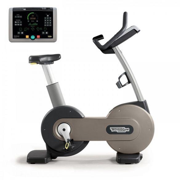 Technogym Heimtrainer Bike Excite+ 700i Silber gebraucht  BBTGNBE700IZI