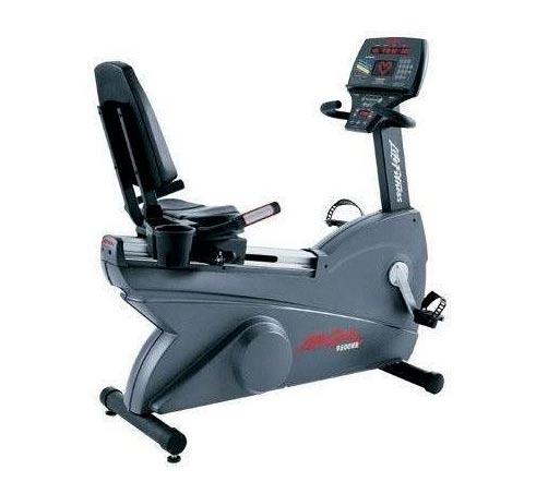 Life Fitness Liegeergometer 9500HR Next Generation gebraucht  BBLFRB9500HRNG