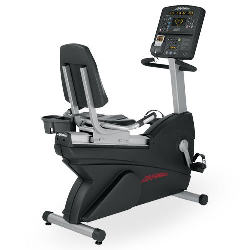 Life Fitness Liegeergometer Integrity Series CLSR gebraucht  BBLFRBCLSR