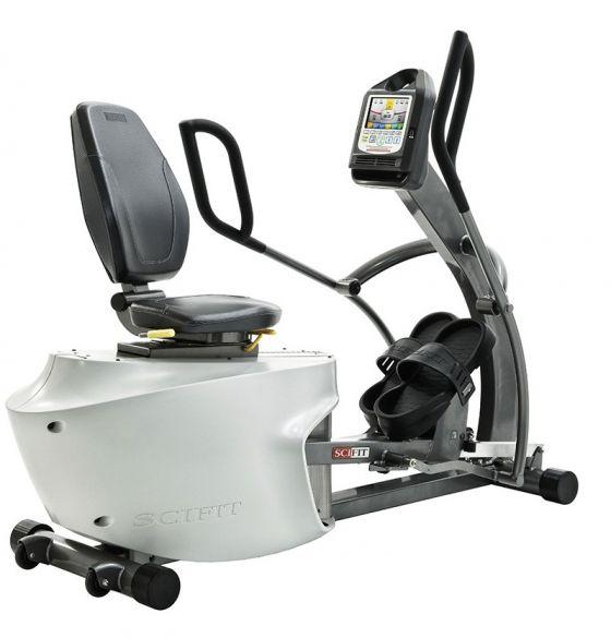 SciFit medizinischer Liegecrosstrainer REX7001 total body recumbent elliptical  REX7001-ISBU