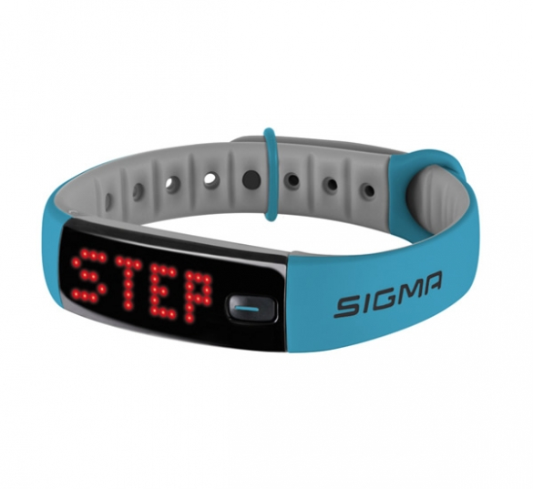 Sigma Activo Activity Tracker Blau  THV041927