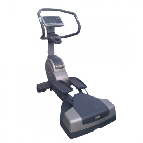 TechnoGym lateral trainer Wave Excite+ 700i classic Silber mit LCD TV gebraucht  BBTGWEE700IeLCDTV