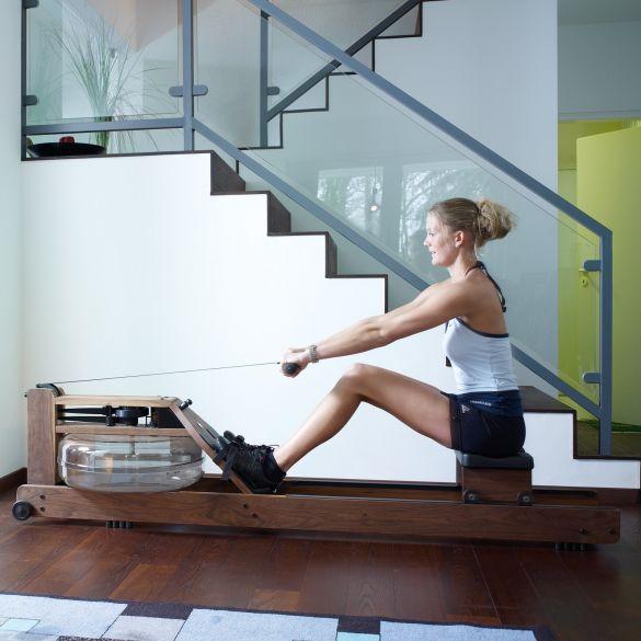 waterrower ruderger t classic nussbaum online kaufen beim. Black Bedroom Furniture Sets. Home Design Ideas