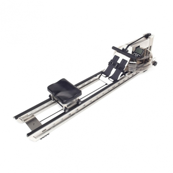 Waterrower Rudergerät Edelstahl S1  OOFWRS1MC