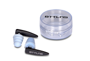 BTTLNS Echo 1.0 Ohrstöpsel Schwarz/Blau