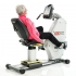 SciFit medizinischer Liegeergometer ISO7000R bi directional Premium-Sitz  ISO7014R‐INT